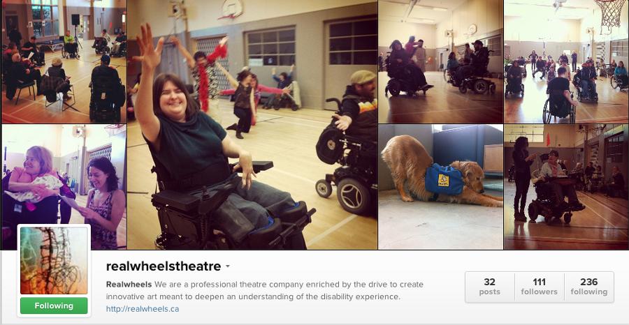Realwheels' Instagram