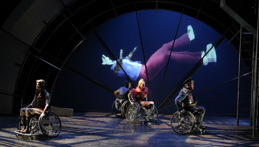 Realwheels' Production of Spine