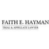 Faith E. Hayman Law