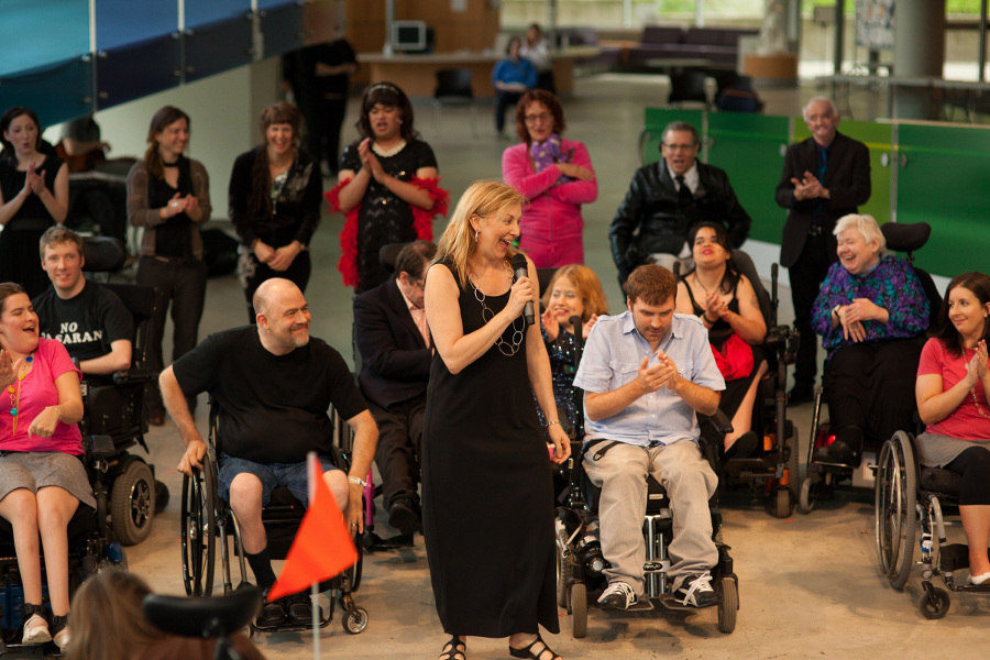 Realwheels' Production of Wheel Voices