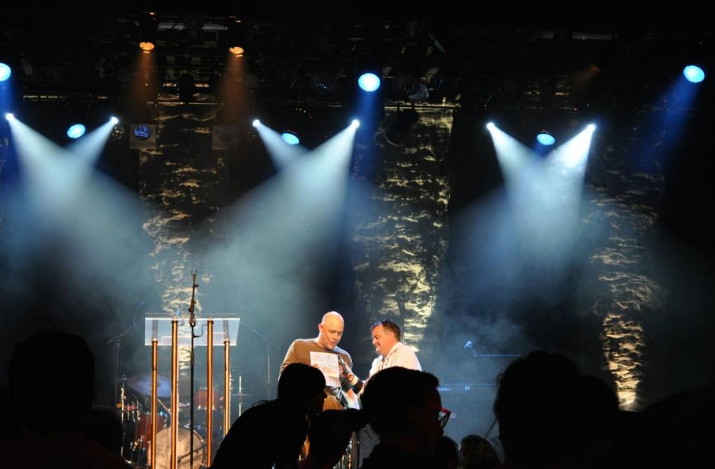 James Sanders, Bob Frazer, Jessie award